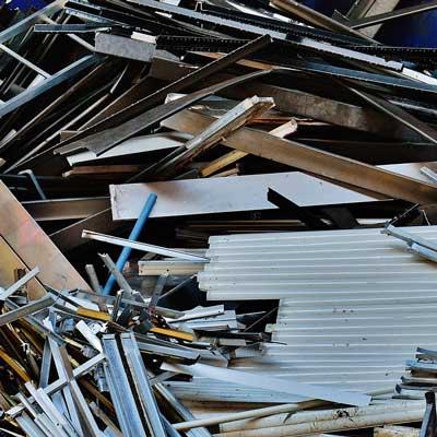 Scrap Metal Recycling Aluminium