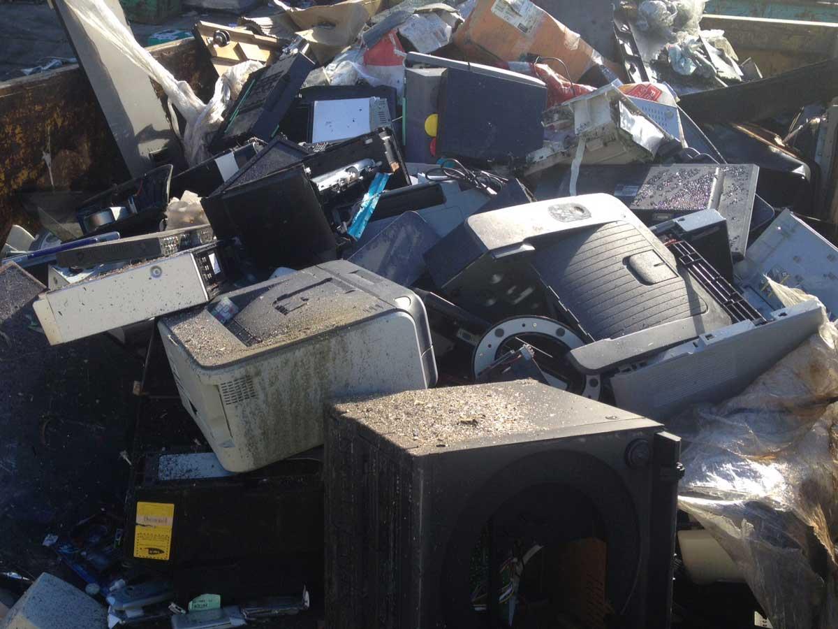 Ewaste Recycling Bangholme