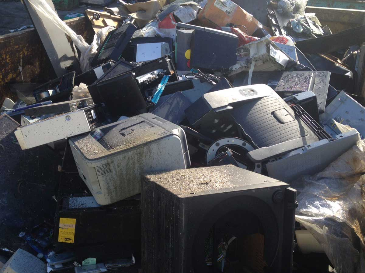 Ewaste Recycling Mulgrave